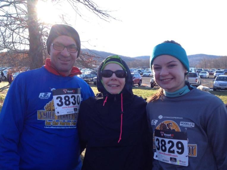 Turkey Trot - Nov 2013