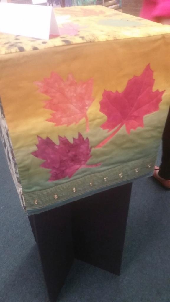 Random Leaves